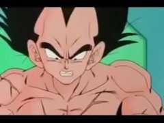 Dragon Ball Z Hentai Vegeta comendo a Bulma