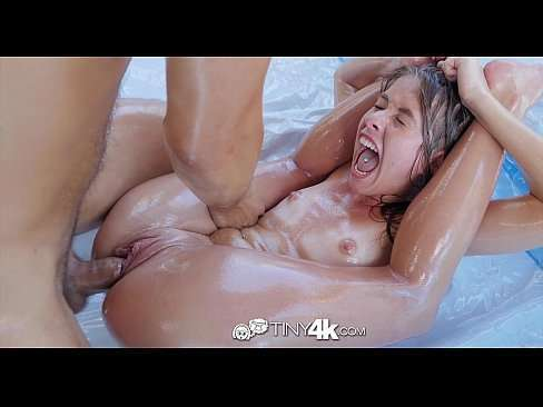 Tiny4k little flexible lilly ford wet wild fuck