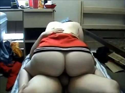 Branca gostosa fodendo muito
