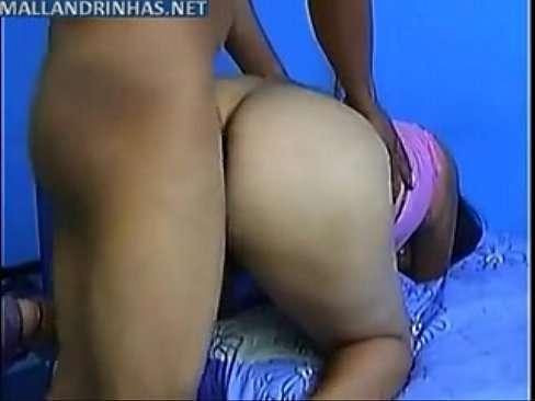 Mulher da Paraíba dando de quatro