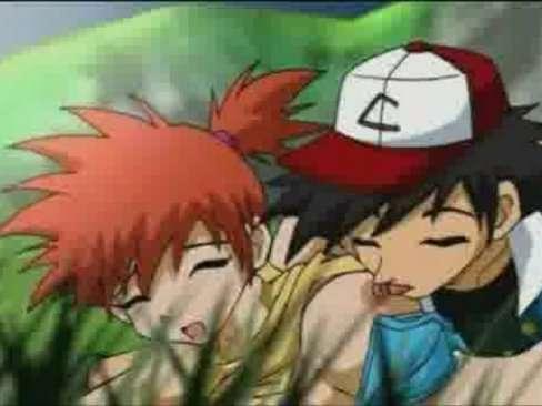 Pokemon hentai com muita putaria