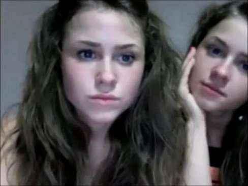 Irmãs gostosas se exibindo na webcam