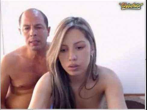 Sexo de padrasto com a enteada pervertida